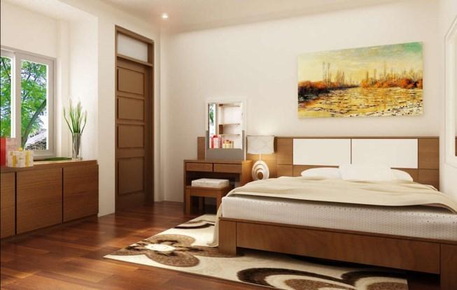 phong thủy, phòng ngủ, trang trí nội thất