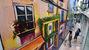Ngõ nhỏ cũ kỹ ở Hà thành đẹp lung linh nhờ tranh 3D