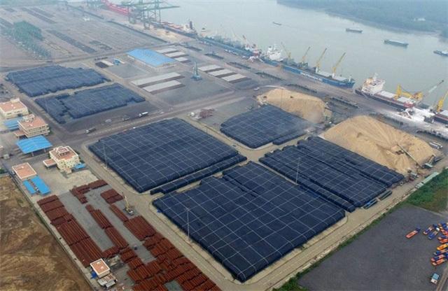 Kho nhôm khổng lồ, kho nhôm ở Bà Rịa - Vũng Tàu, nhập khẩu nhôm, Bộ Công Thương,