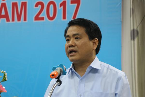 Chủ tịch HN: Sẽ triển khai wifi miễn phí cho công nhân