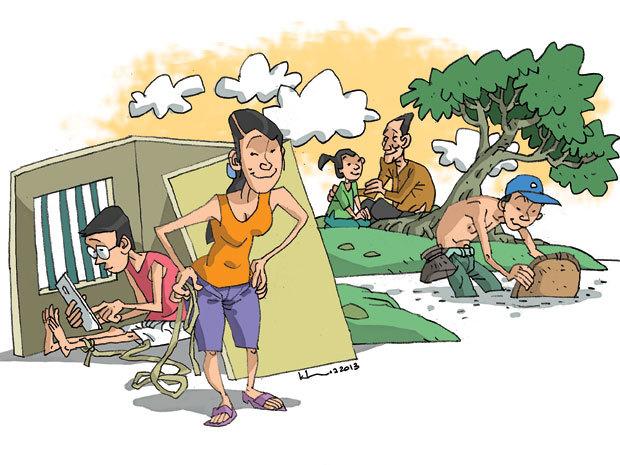 Tại sao trẻ em loay hoay khi đến hè?