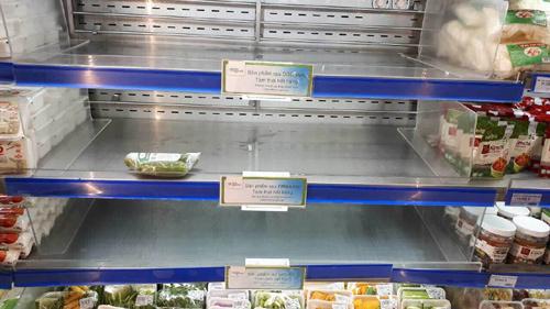Sản phẩm organic ở Co.opmart cực kỳ đắt khách