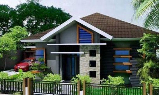 nhà cấp 4, thiết kế nhà, kiến trúc