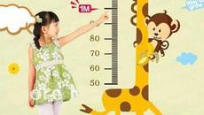 Dinh dưỡng: chìa khóa 'vàng' cải thiện chiều cao cho trẻ