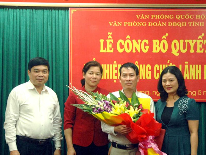 bổ nhiệm, nhân sự, tập đoàn dầu khí, PVN, Hà Giang, Quảng Trị