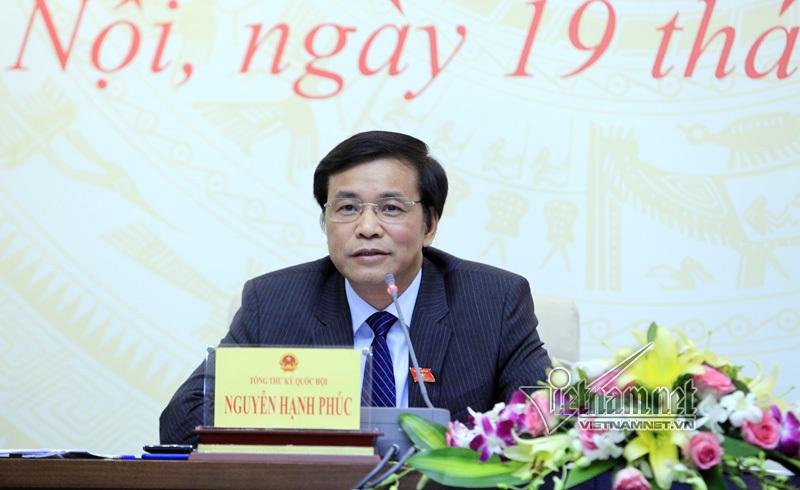 Đinh La Thăng, Dinh La Thang, đại biểu quốc hội