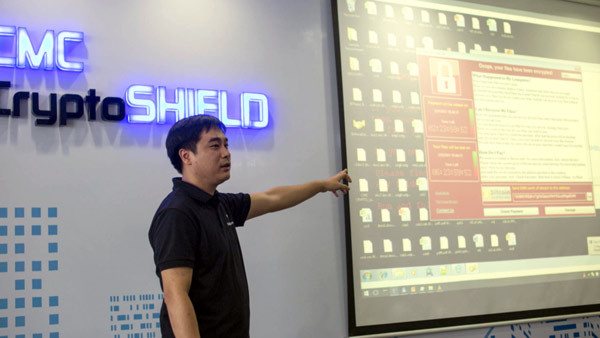 CMC CryptoShield, chống mã hóa,