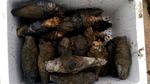 Phát hiện gần 200 kg mìn, đạn dưới nền trụ sở Huyện ủy