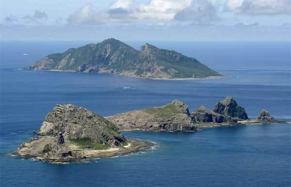 Trung Quốc, Nhật, tranh chấp lãnh thổ, Senkaku, Điếu Ngư