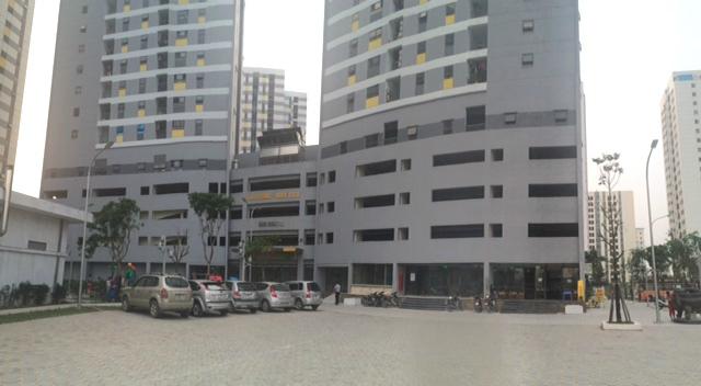 nhà ở xã hội, môi giới bất động sản, Rice City Linh Đàm