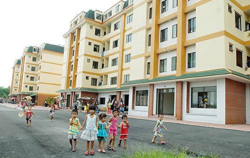 nhà ở xã hội, khu công nghiệp, Tổng liên đoàn lao động Việt Nam