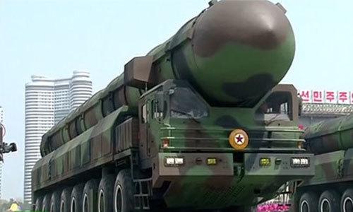 Triều Tiên, tên lửa đạn đạo, Triều Tiên phóng tên lửa, Bán đảo Triều Tiên