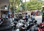 Ông Đoàn Ngọc Hải trảm bãi giữ xe trước cổng UBND quận 1 - ảnh 9