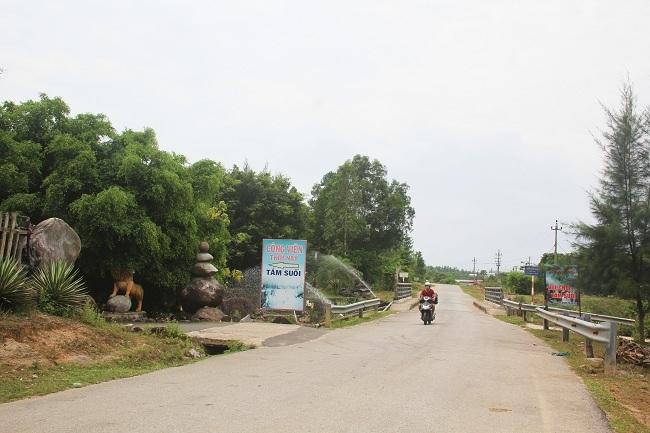 công trình không phép, núi Hải Vân, Đà Nẵng, xây dựng trái phép