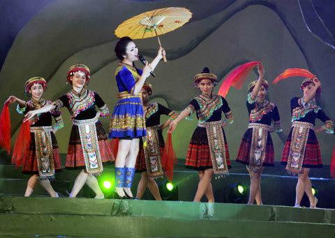 tín ngưỡng thờ Mẫu, Mẫu thượng Ngàn, du lịch, festival, Yên Bái