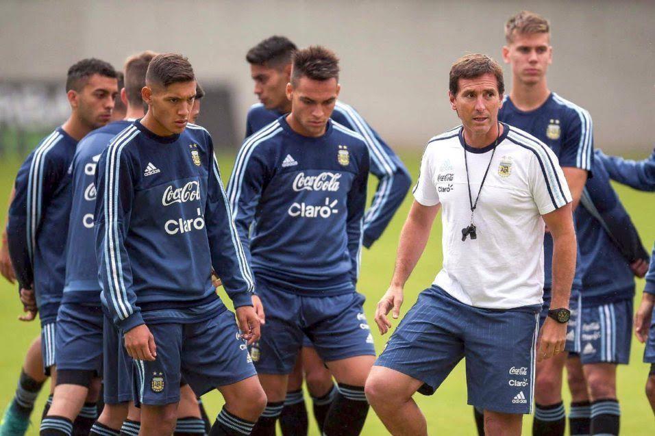 U20 Argentina, U20 Anh, U20 World Cup 2017