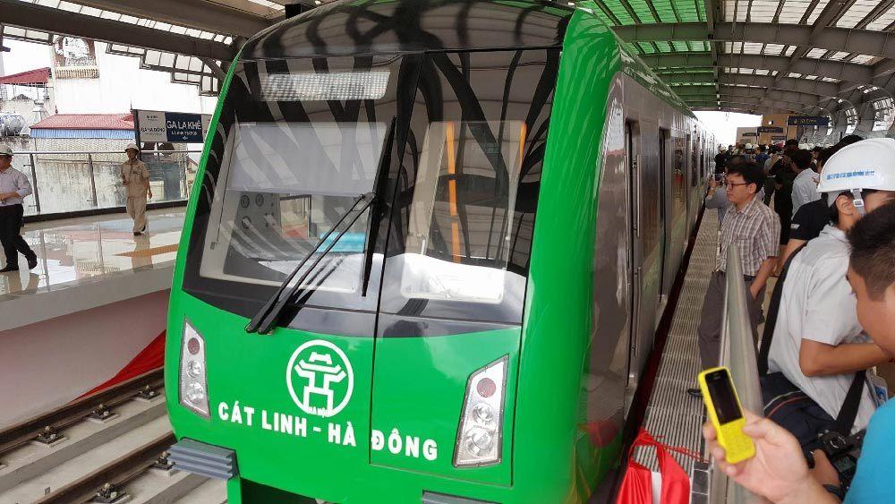 đường sắt trên cao, đường sắt trên cao Cát Linh - Hà Đông, ga La Khê