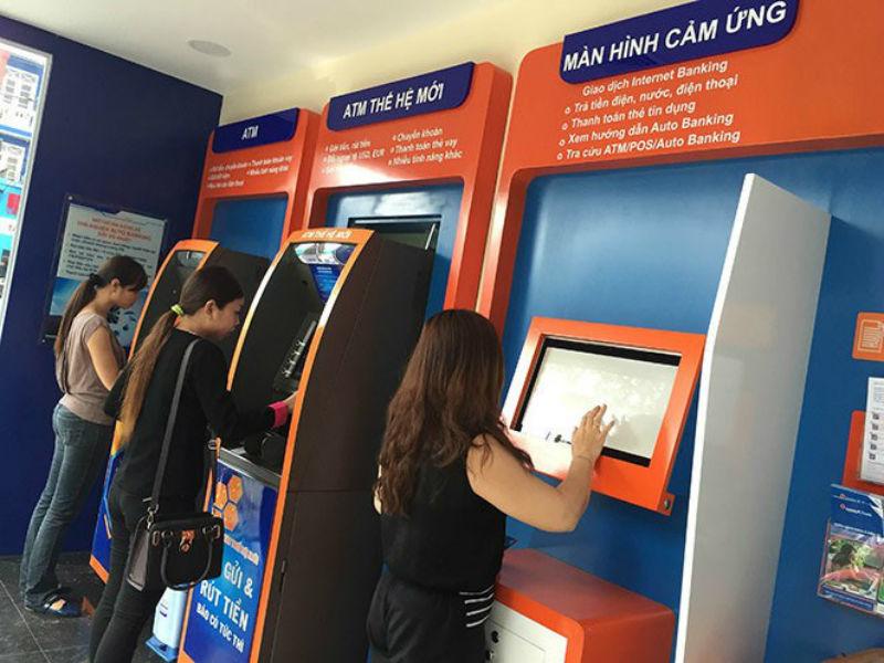 trụ ATM, trộm ATM, ngân hàng Đông Á, cướp ngân hàng