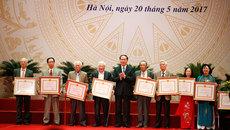 113 tác giả được trao giải thưởng Hồ Chí Minh, Nhà nước