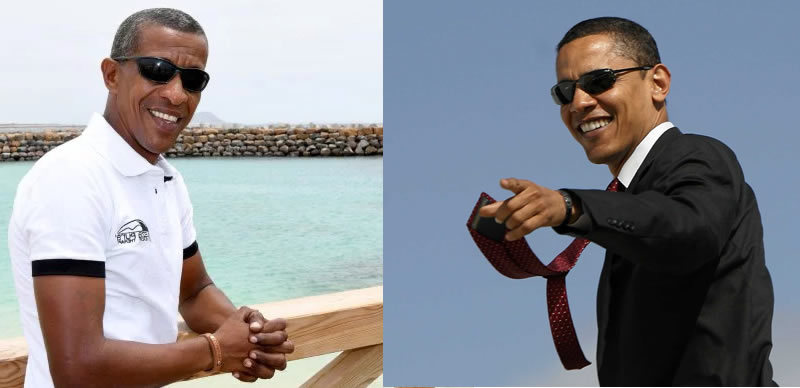 Tổng thống Mỹ, Barack Obama, bản sao