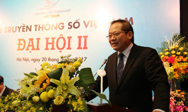 Hội Truyền thông số Việt Nam,VCDA