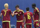 """Cú sốc ngày khai mạc: """"Ronaldo"""" Venezuela khiến U20 Đức ôm hận"""