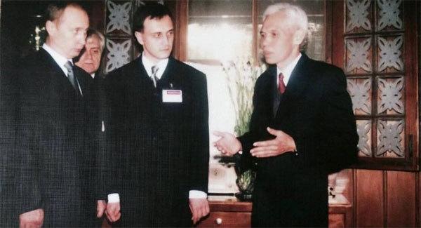 Cận vệ của Bác Hồ thành khách mời riêng của Tổng thống Putin
