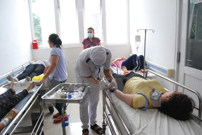5 người trong một gia đình bị ngộ độc do ăn nấm rừng
