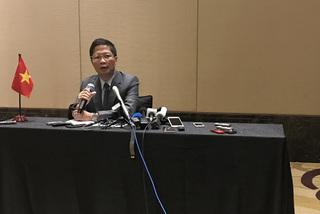 Bộ trưởng 11 nước ra tuyên bố về TPP