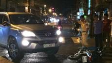 Thanh niên Biên Hòa truy đuổi, đập kính xe điên