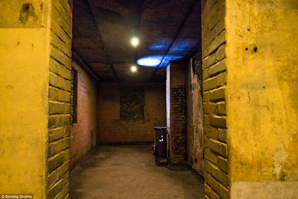 Hé lộ thành phố ngầm của trùm phát xít Hitler