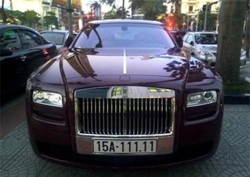 Dàn xe siêu sang Rolls-Royce biển tứ quý bậc nhất Việt Nam