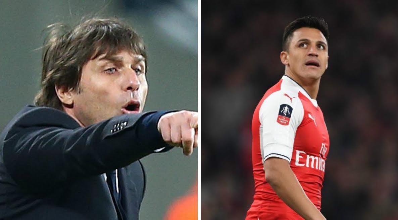 Conte chưa bỏ Sanchez, Pep chi bạo vì Ronaldo mới