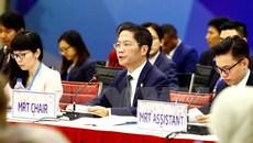 Kết thúc Hội nghị Bộ trưởng đầu tiên của APEC 2017