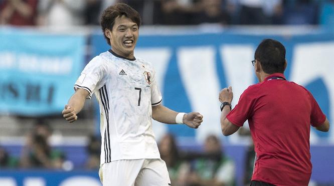 U20 Nhật Bản ngược dòng ngoạn mục đánh gục Nam Phi