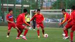 U20 Việt Nam không được tập sân chính trước trận gặp New Zealand