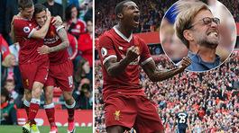 Đè bẹp Boro, Liverpool khiến Arsenal khóc hận
