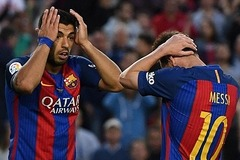 Rượt đuổi nghẹt thở, Barca cay đắng nhìn Real lên ngôi