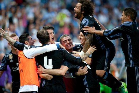 Malaga vs Real