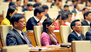 Khai mạc kỳ họp Quốc hội, tăng thời gian chất vấn
