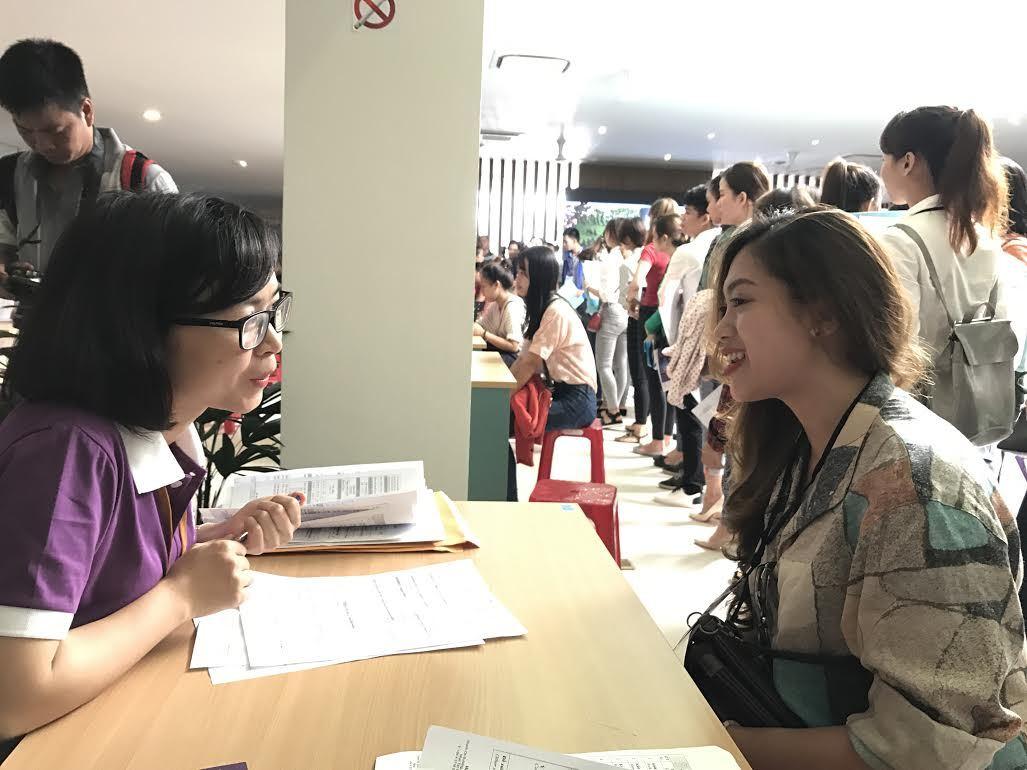 Tuyền dụng 2.000 sinh viên đại học và cao đẳng nghề du lịch dịch vụ