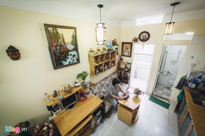 mua chung cư, diện tích căn hộ chung cư, chung cư thương mại
