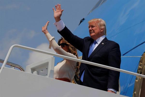 'Mục tiêu tối thượng' của ông Trump khi thăm Israel