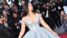 Đã mắt ngắm váy áo lộng lẫy ở Cannes