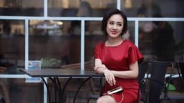 BTV Hoài Anh gây bất ngờ với vai trò người mẫu