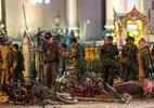 Đánh bom bệnh viện Bangkok, hàng chục người bị thương