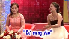 Quyền Linh bất ngờ vì món quà mẹ tặng con dâu đêm tân hôn
