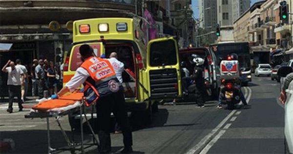 Đâm xe nghiêm trọng ở Israel ngay trước lúc ông Trump tới