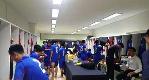 U20 Việt Nam lấy cảm hứng từ hit của Trần Lập