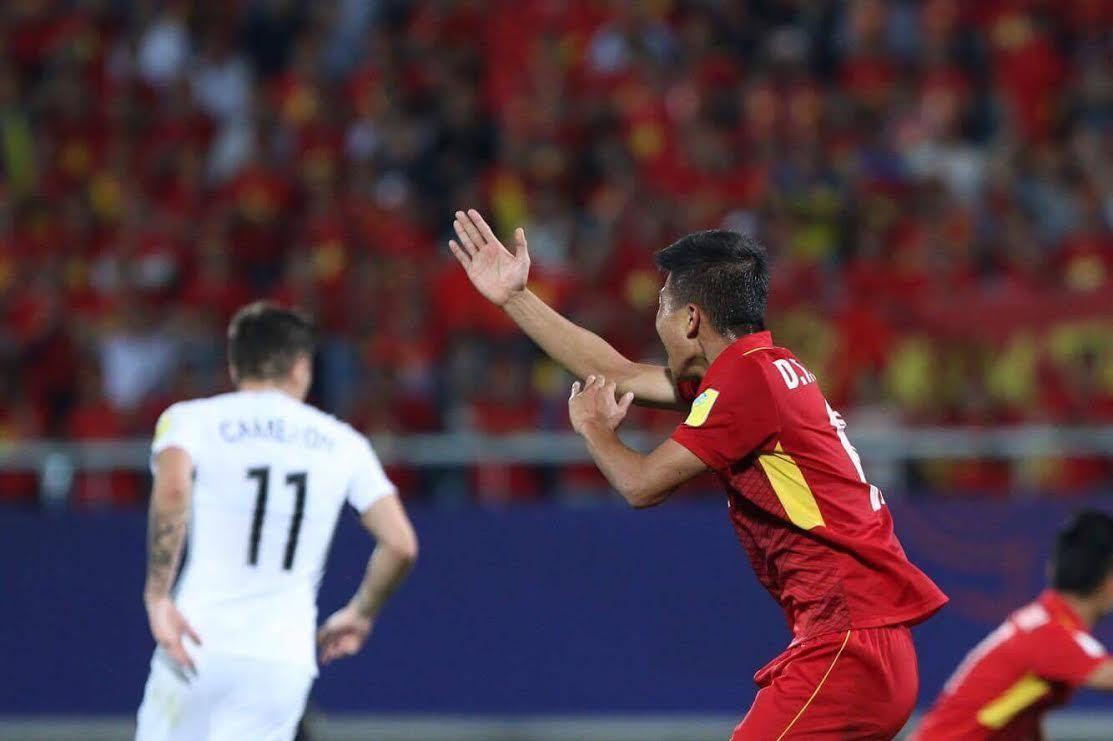 U20 Việt Nam bị trọng tài 'cướp' phạt đền
